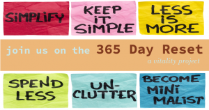 Content: 365 Day Reset