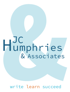 Link to the JC Humphries & Associates page. Image of its logo