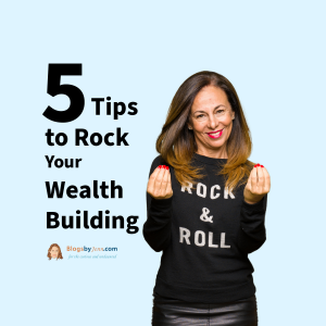 5Tips to build wealth